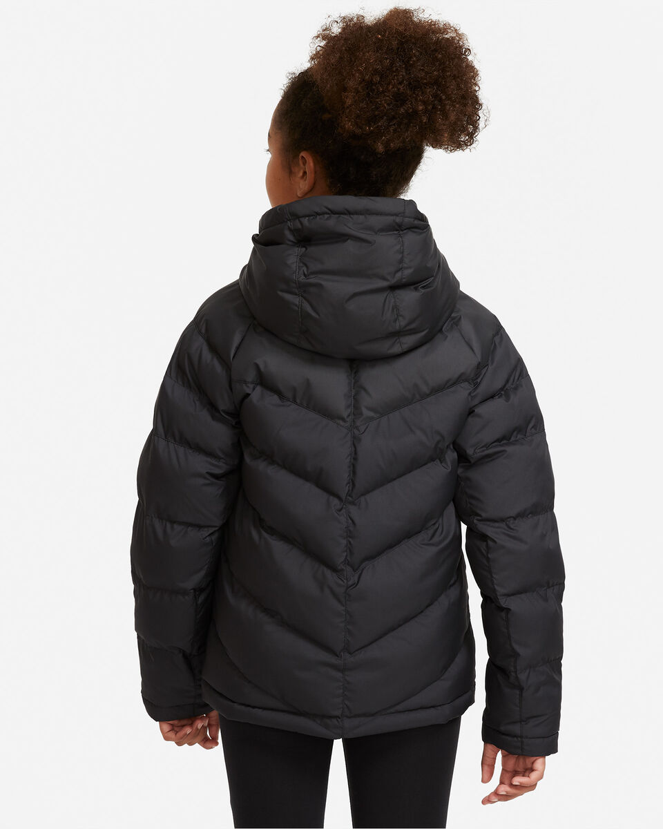 Giubbotto NIKE PADDED JR S5223353 scatto 3