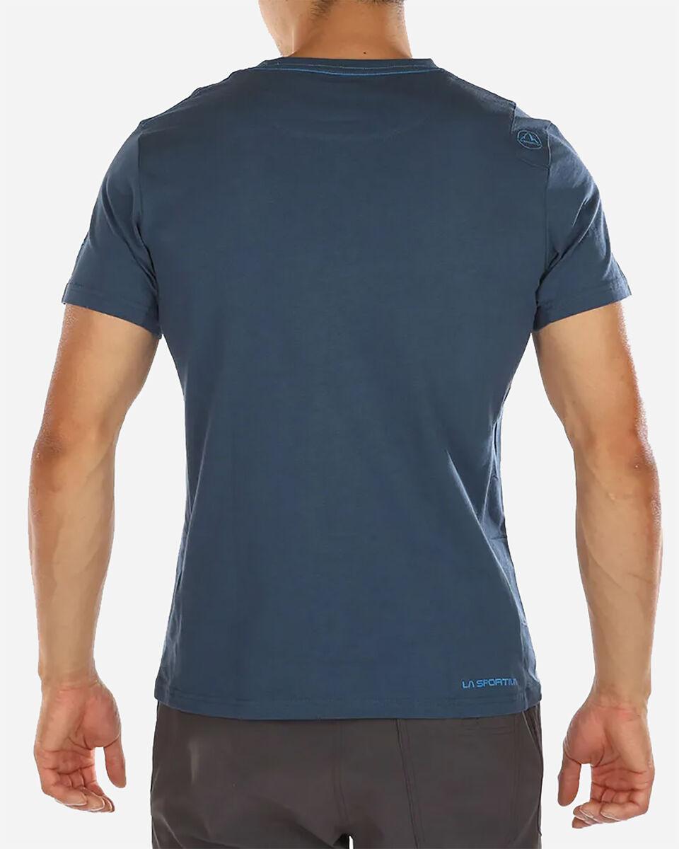 T-Shirt LA SPORTIVA STRIPE EVO M S5198458 scatto 3