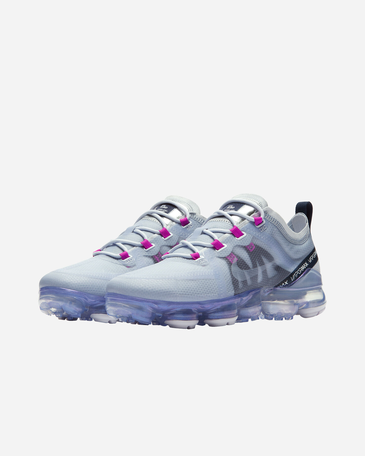 Scarpe sneakers NIKE AIR VAPORMAX 2019 W S5078325 scatto 1