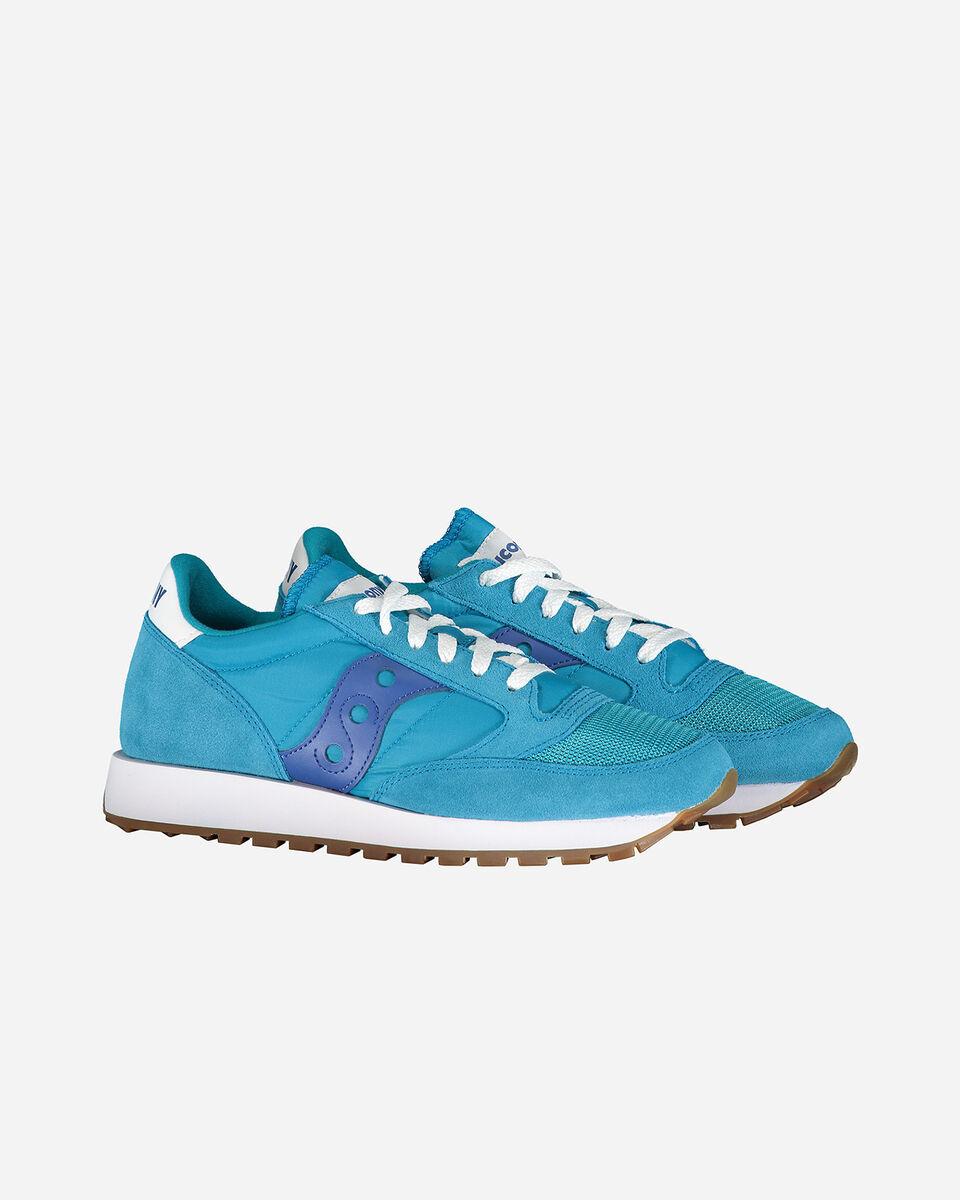 Scarpe sneakers SAUCONY JAZZ O VINTAGE W S5249804 scatto 1