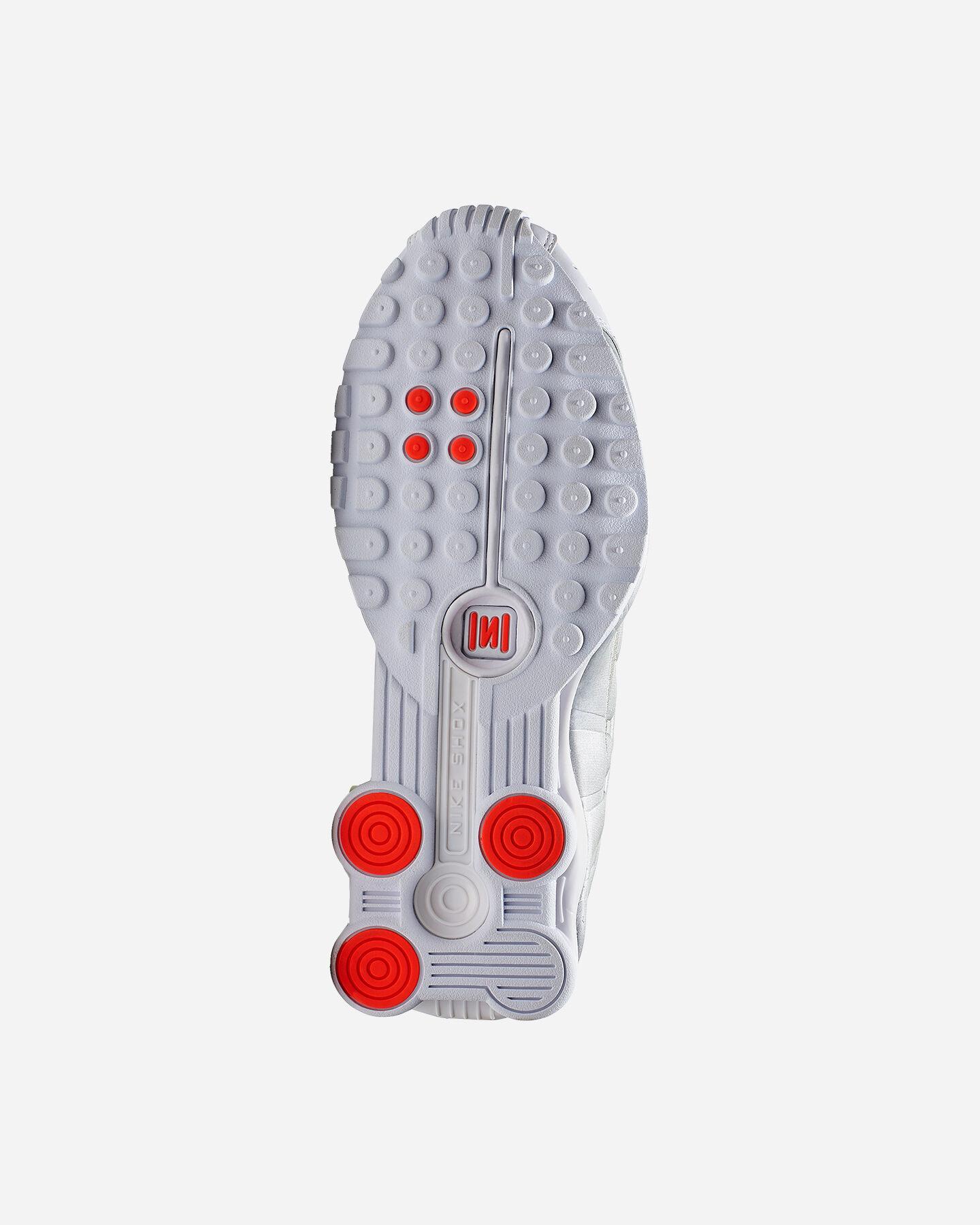 Scarpe sneakers NIKE SHOX R4 JR GS S2024076 scatto 2