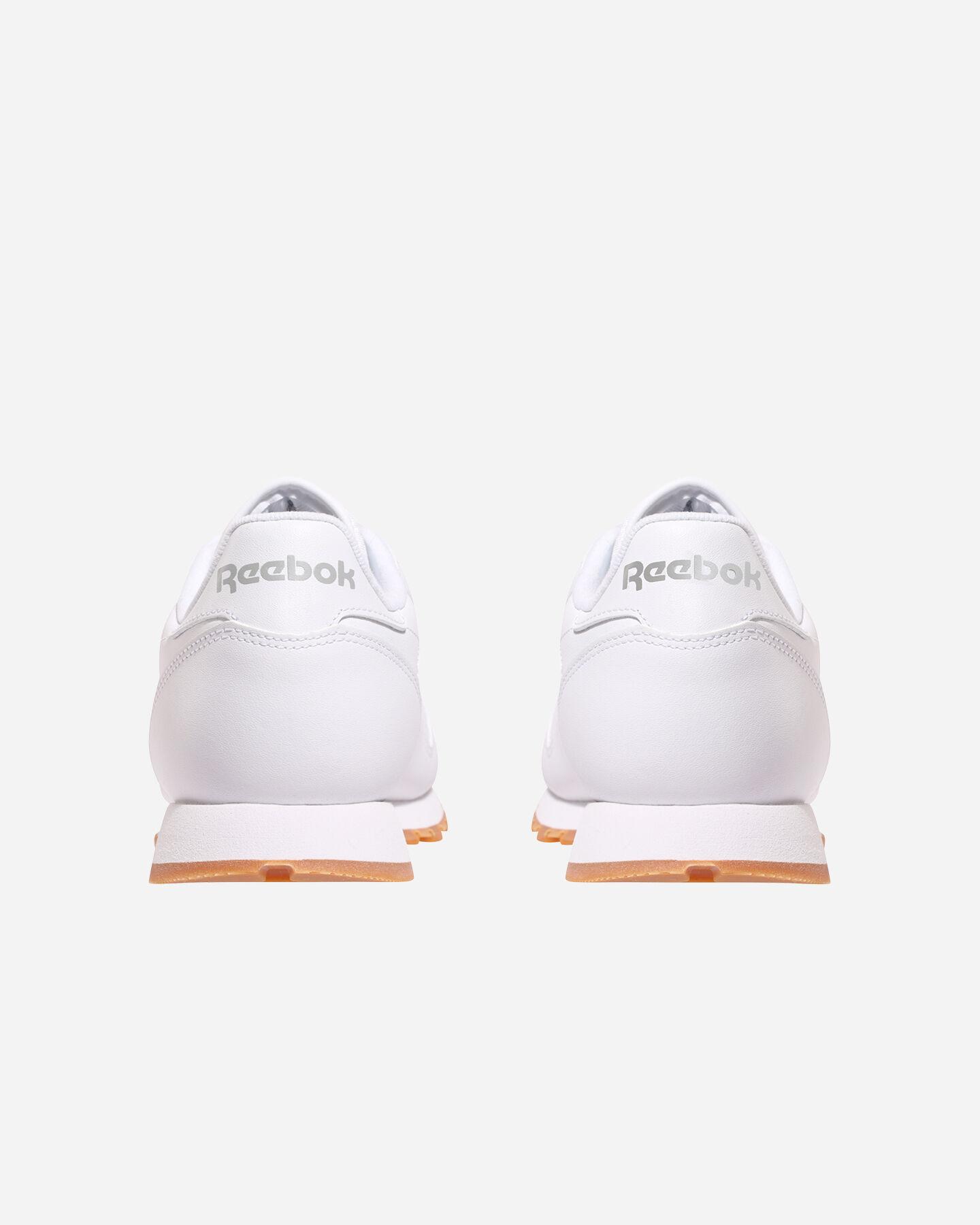 Scarpe sneakers REEBOK CLASSIC LEATHER W S0295670 scatto 4