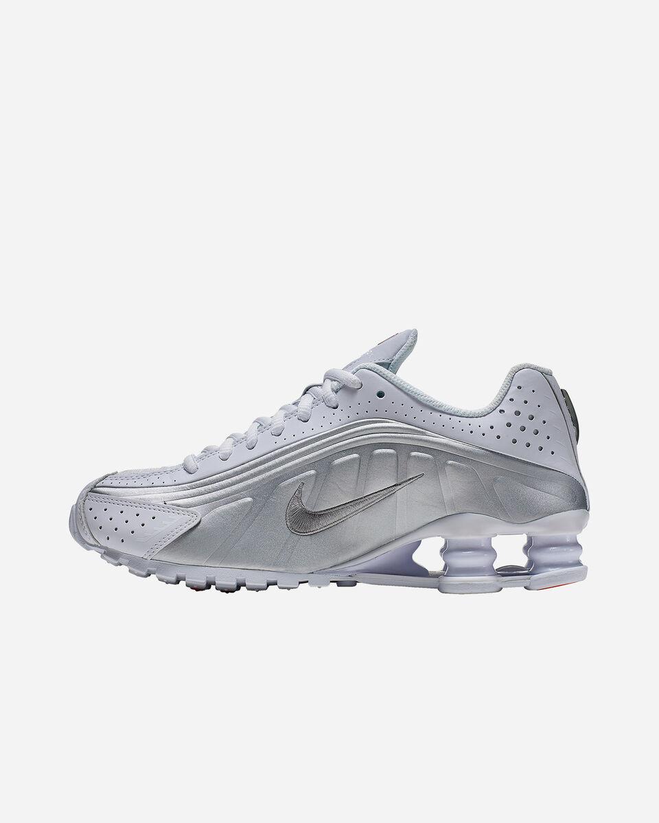 Scarpe sneakers NIKE SHOX R4 JR GS S2024076 scatto 5