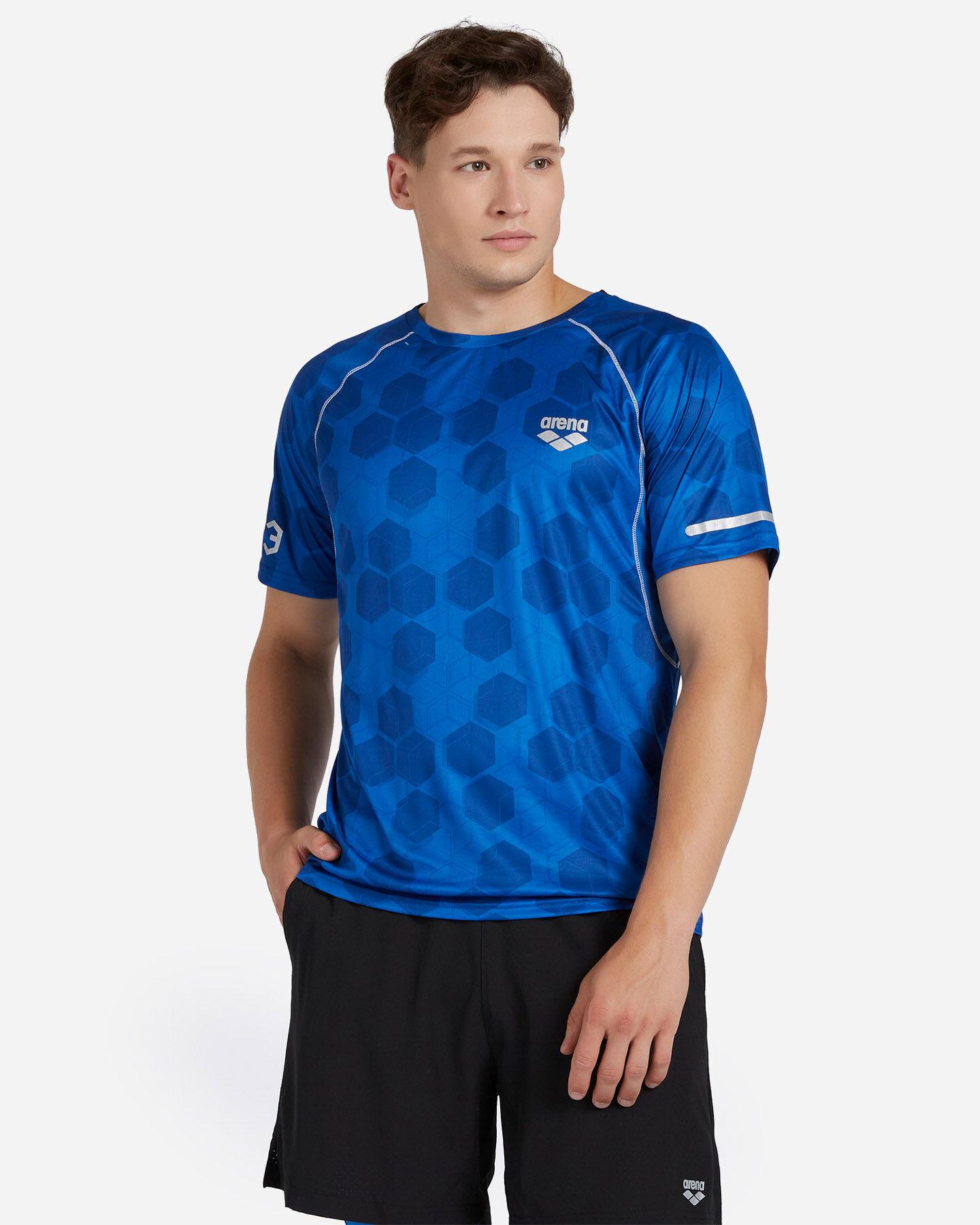 T-Shirt running ARENA ARN 073 M S4093395 scatto 0