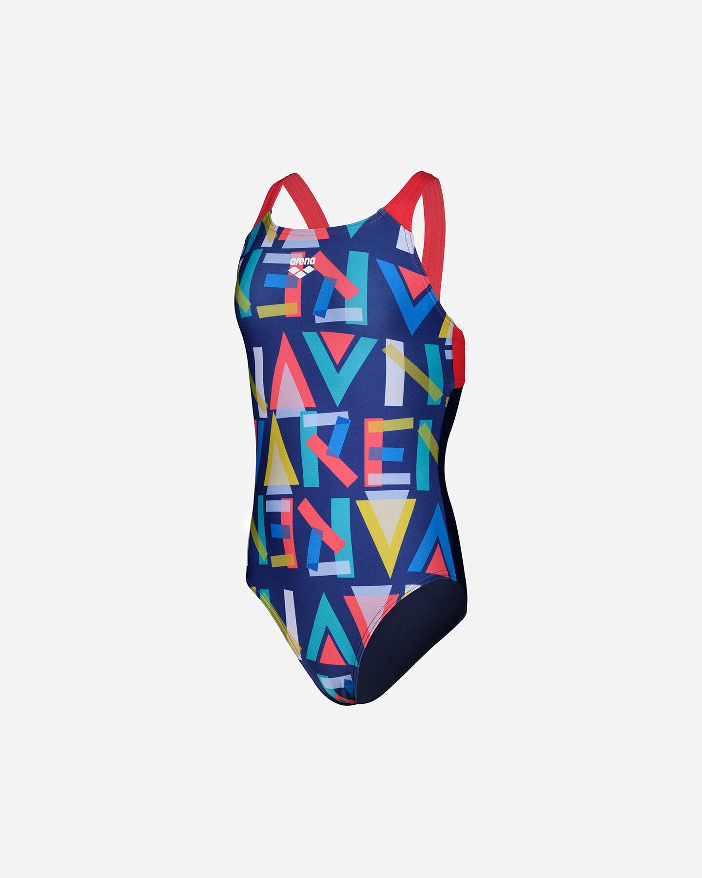 Costume piscina ARENA COMPOSE JR S5265509 scatto 0