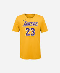 STOREAPP EXCLUSIVE bambino_unisex NIKE LOS ANGELES LAKERS LEBRON JAMES JR