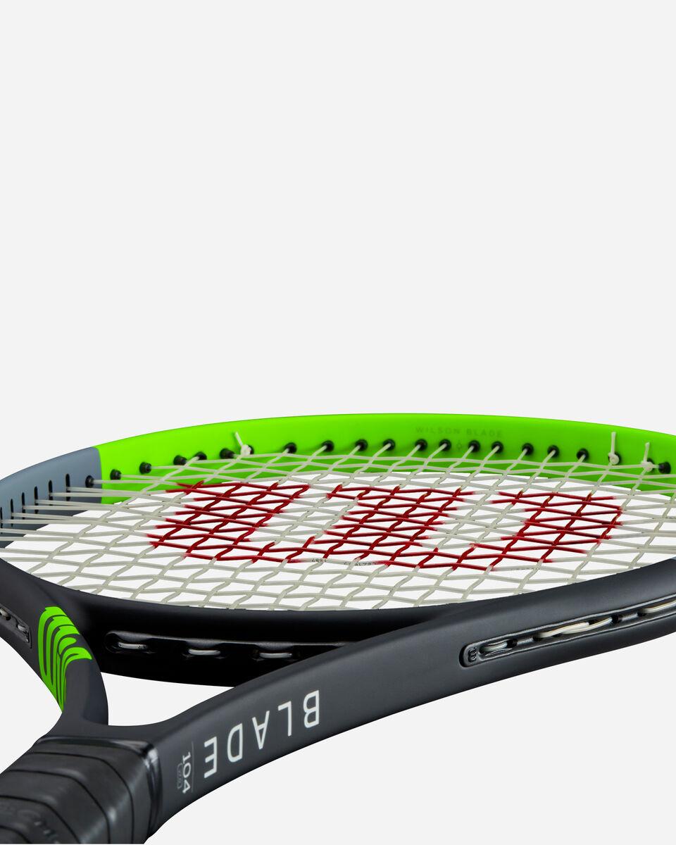 Telaio tennis WILSON BLADE 104 S5181636 scatto 4