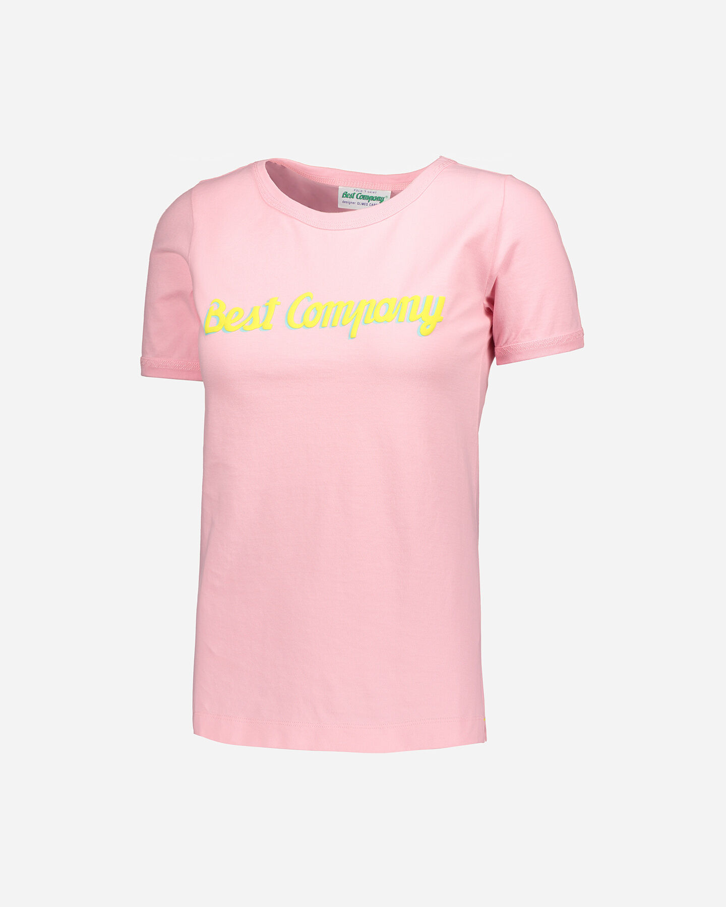 T-Shirt BEST COMPANY LOGO W S4085712 scatto 5
