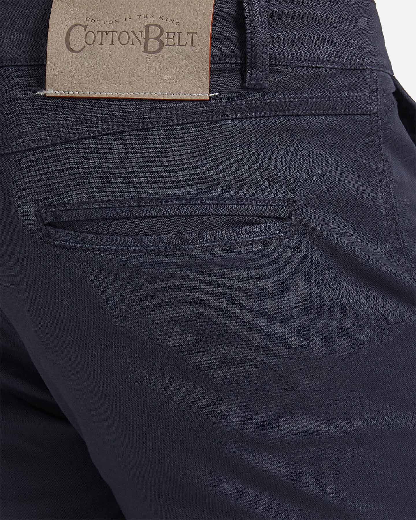 Pantalone COTTON BELT CHINO SLIM M S4076641 scatto 3