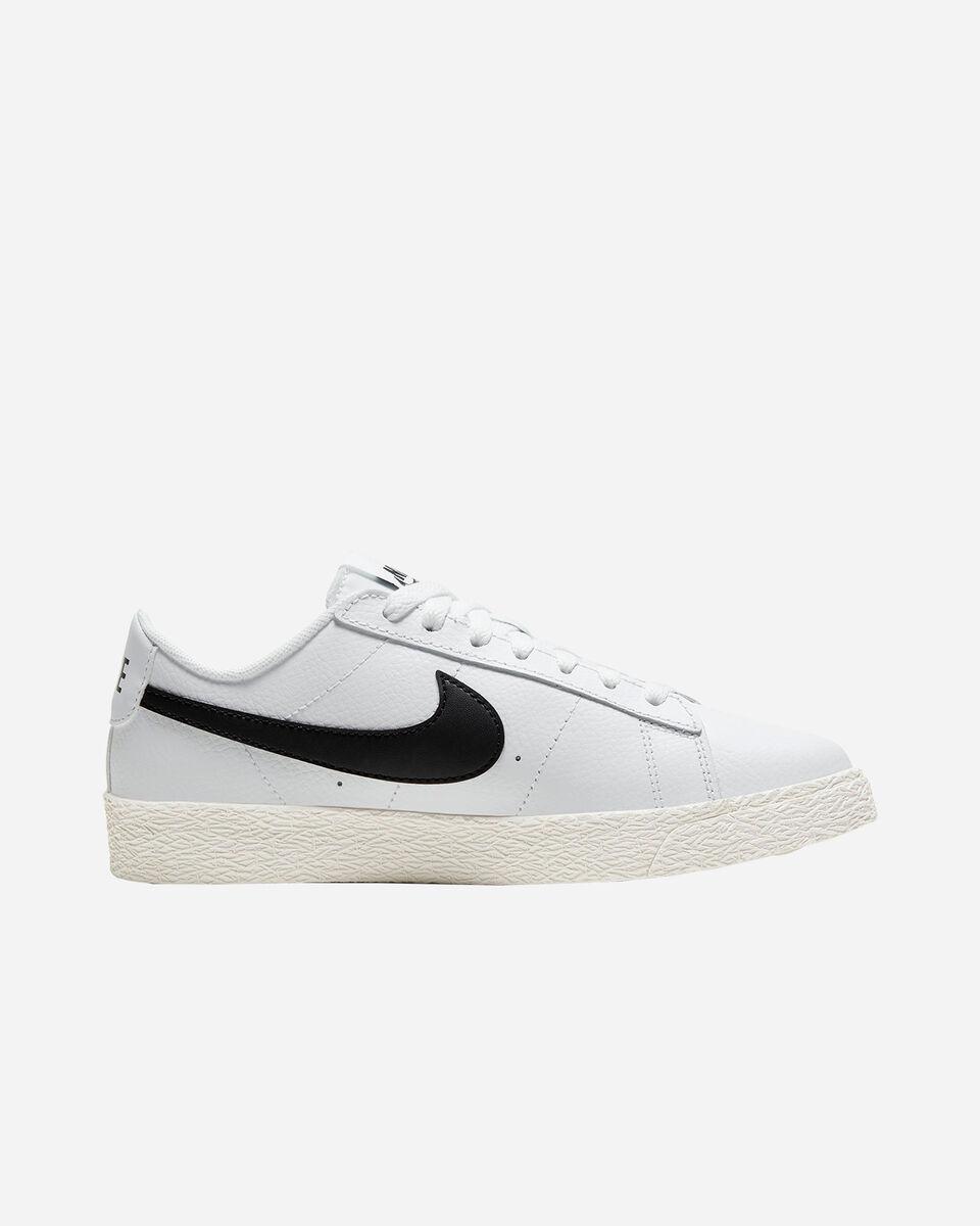 Scarpe sneakers NIKE BLAZER LOW JR GS S5230944 scatto 0
