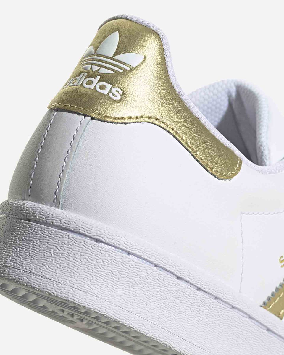 Scarpe sneakers ADIDAS SUPERSTAR W S5209807 scatto 4