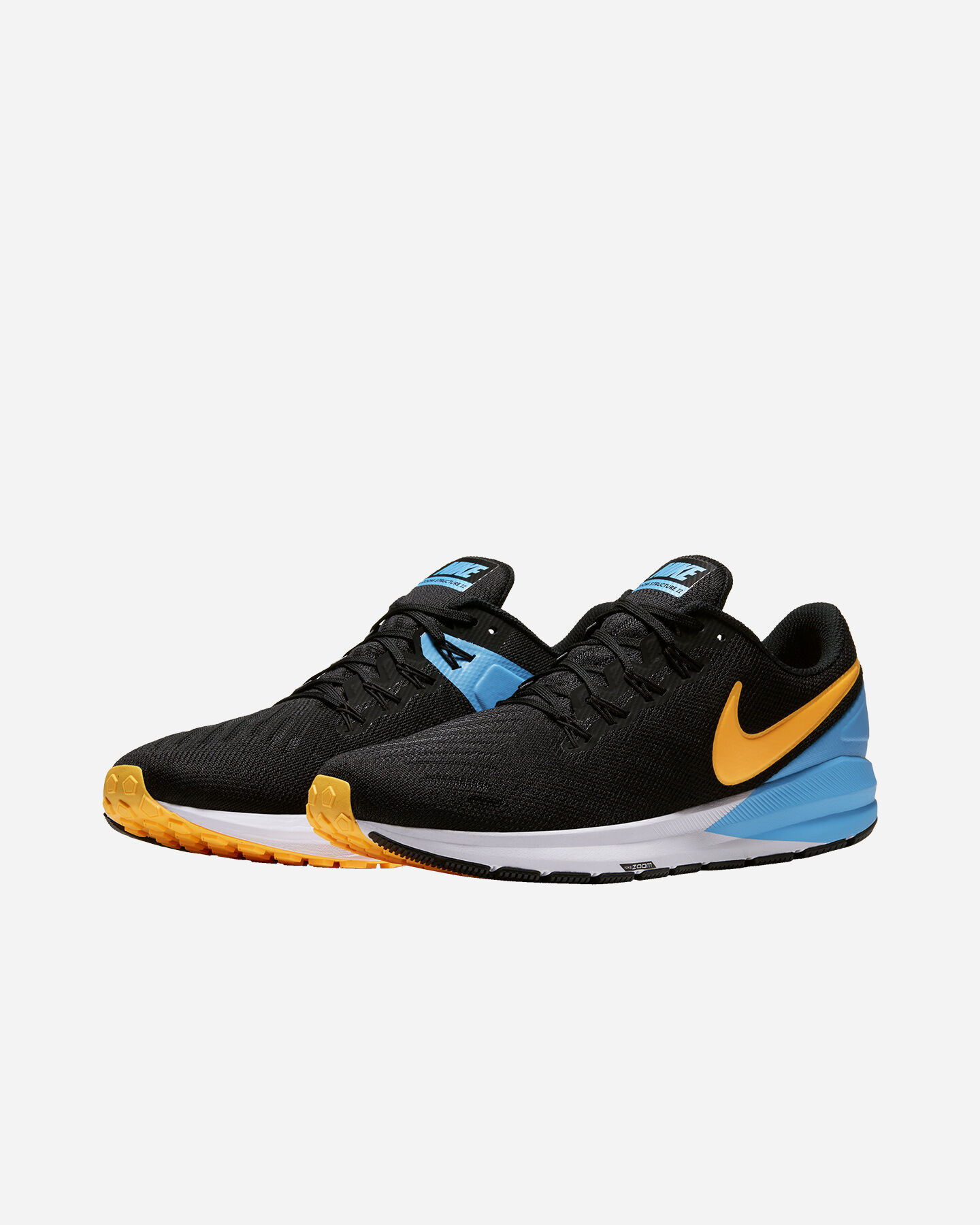 Scarpe running NIKE AIR ZOOM STRUCTURE 22 M S5161249 scatto 1