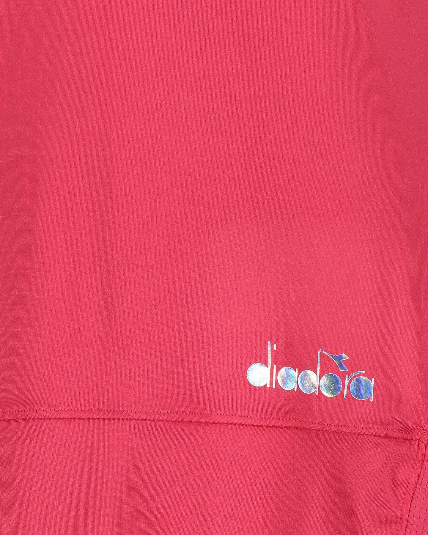 Abbigliamento tennis DIADORA CLAY W S4061549 scatto 2