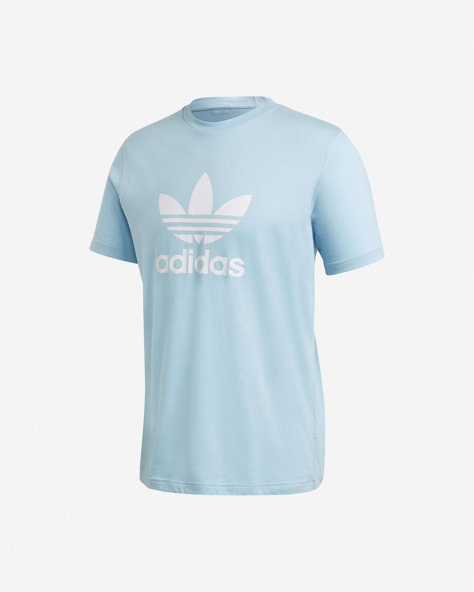 T-Shirt ADIDAS TREFOIL ADICOLOR M S5148483 scatto 0