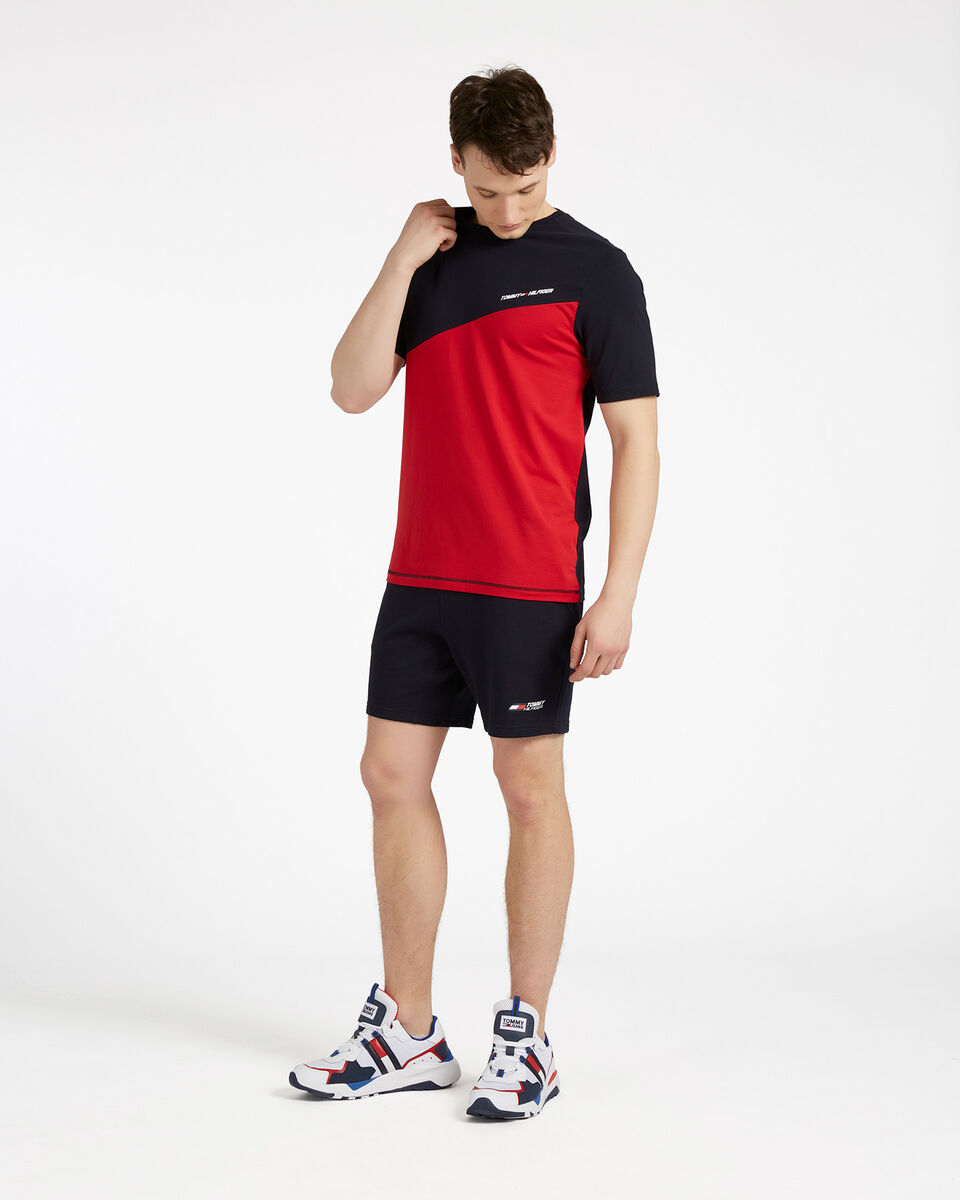 T-Shirt TOMMY HILFIGER COLOR M S4089504 scatto 1