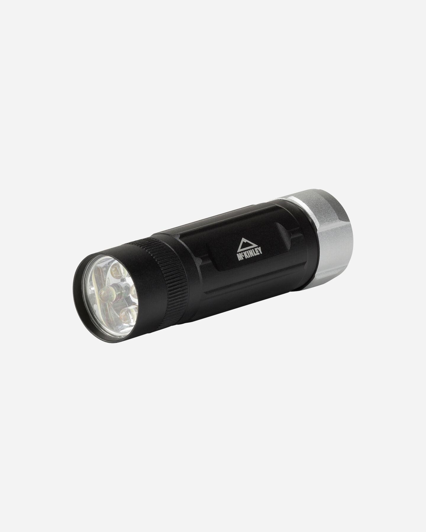 Lampada MCKINLEY LED ALU FLASHLIGHT S1292607|121|UNI scatto 0