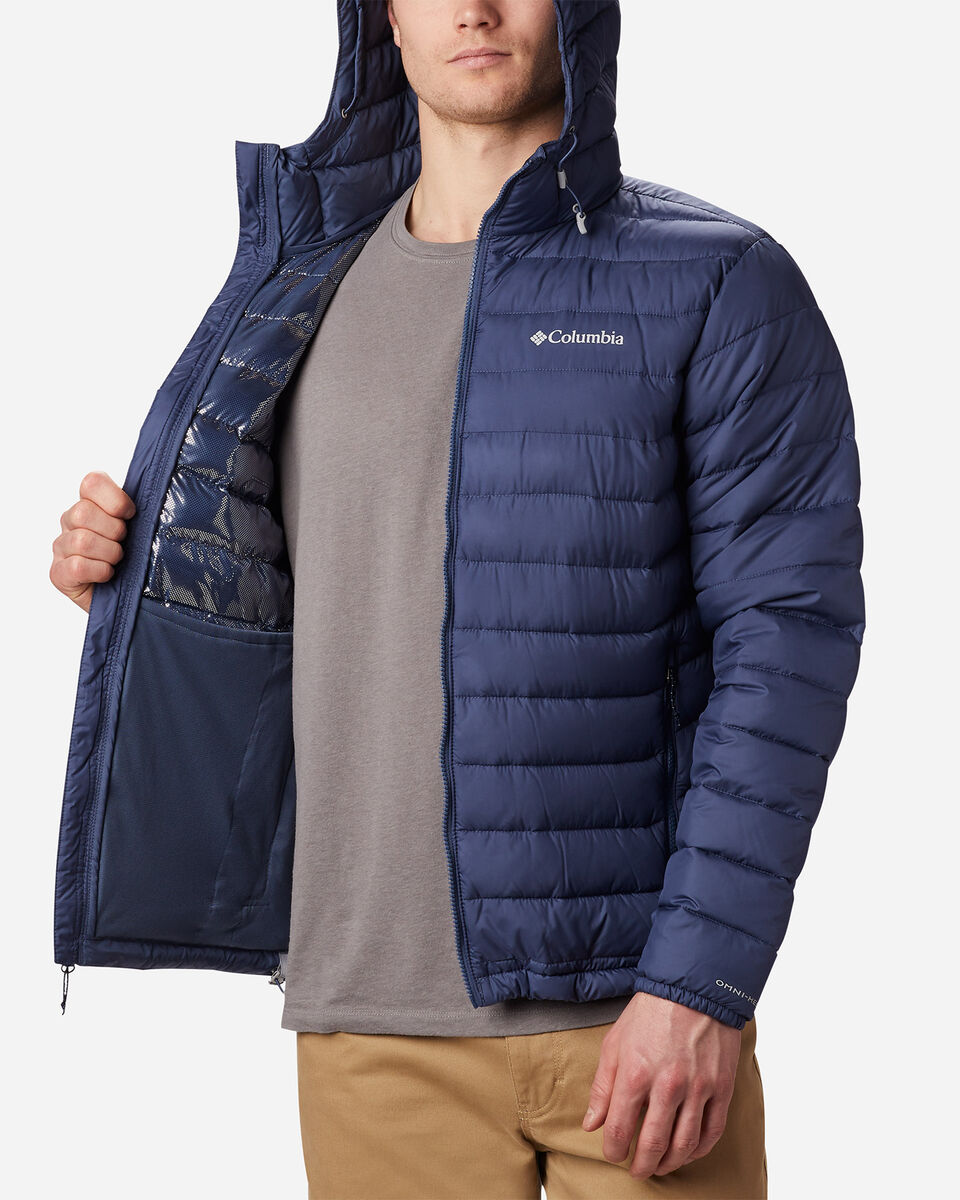Giacca outdoor COLUMBIA POWDER LITE M S5204002 scatto 3