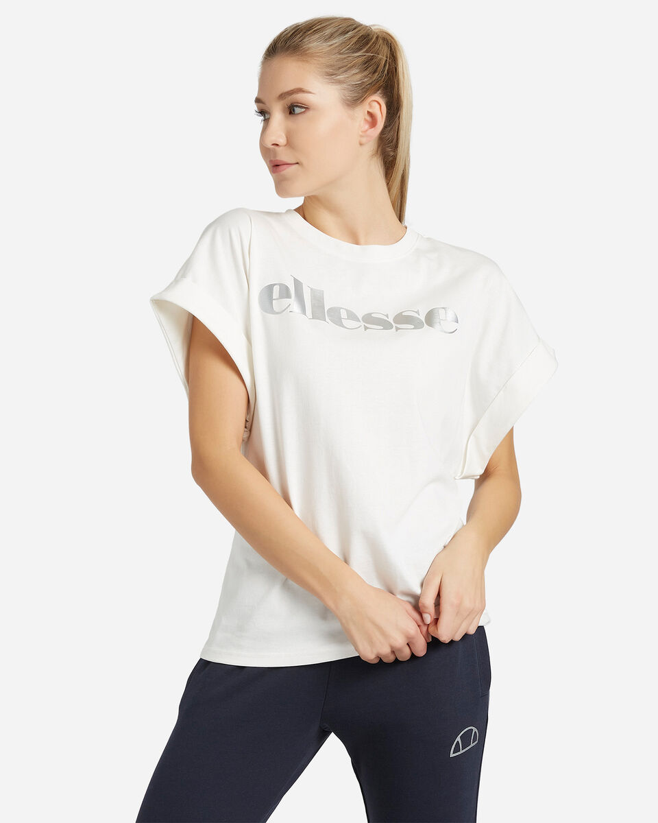 T-Shirt ELLESSE PRINTED W S4081245 scatto 0