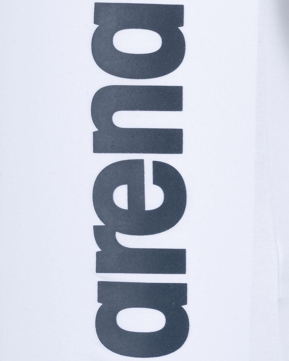 T-Shirt ARENA PORTALOG JR S4075101 scatto 2