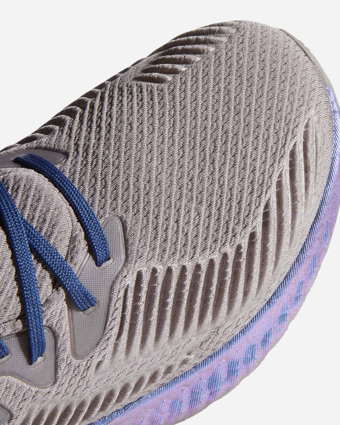 Scarpe sneakers ADIDAS ALPHABOOST M S5152127 scatto 4