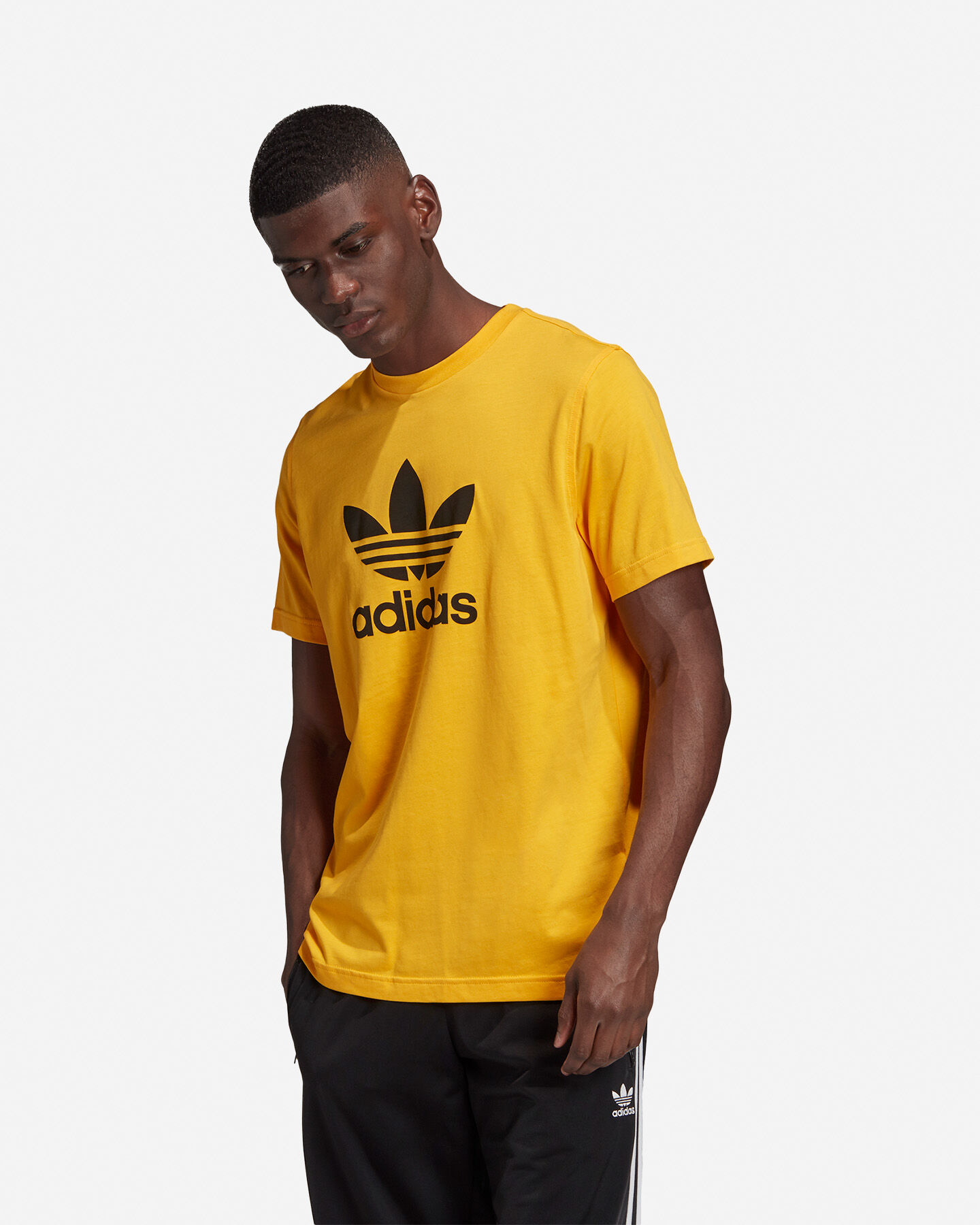 T-Shirt ADIDAS TREFOIL M S5210749 scatto 2