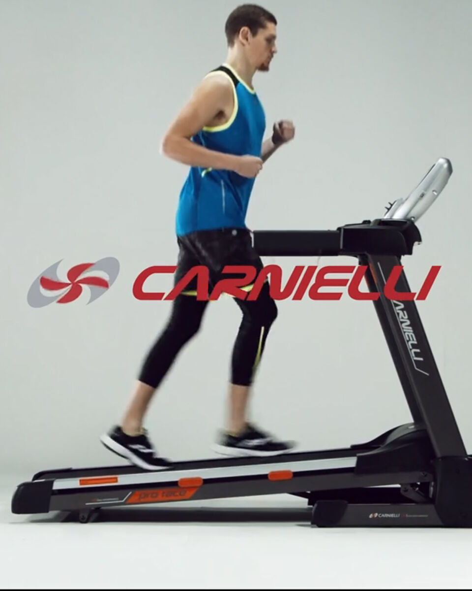 Tapis roulant CARNIELLI HP PRO RACE S4007099|GEN|UNI scatto 3