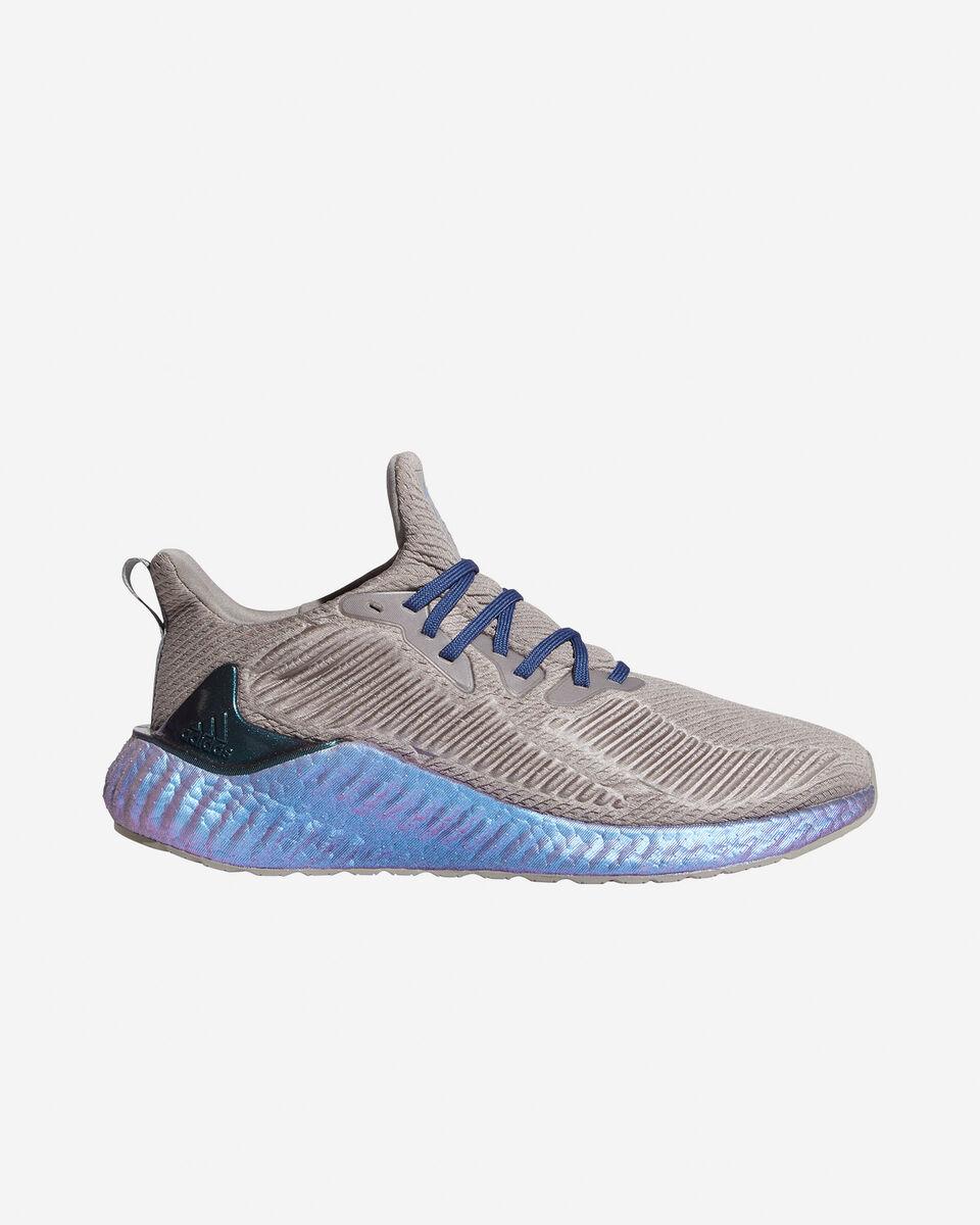 Scarpe sneakers ADIDAS ALPHABOOST M S5152127 scatto 0