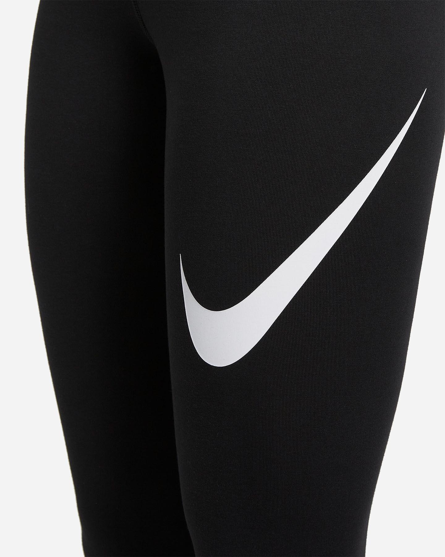 Leggings NIKE LEG-A-SEE SWOOSH W S5164073 scatto 3