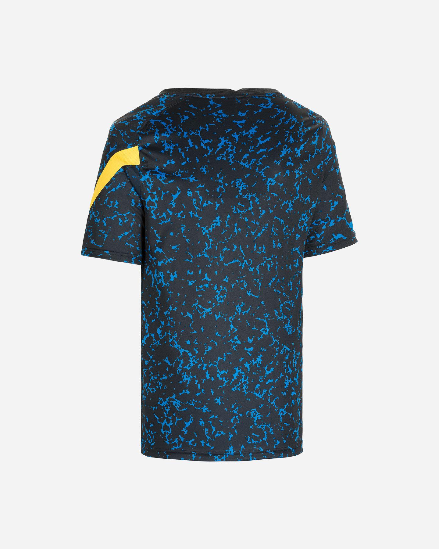 Abbigliamento calcio NIKE INTER PREMATCH 20-21 M S5195540 scatto 1