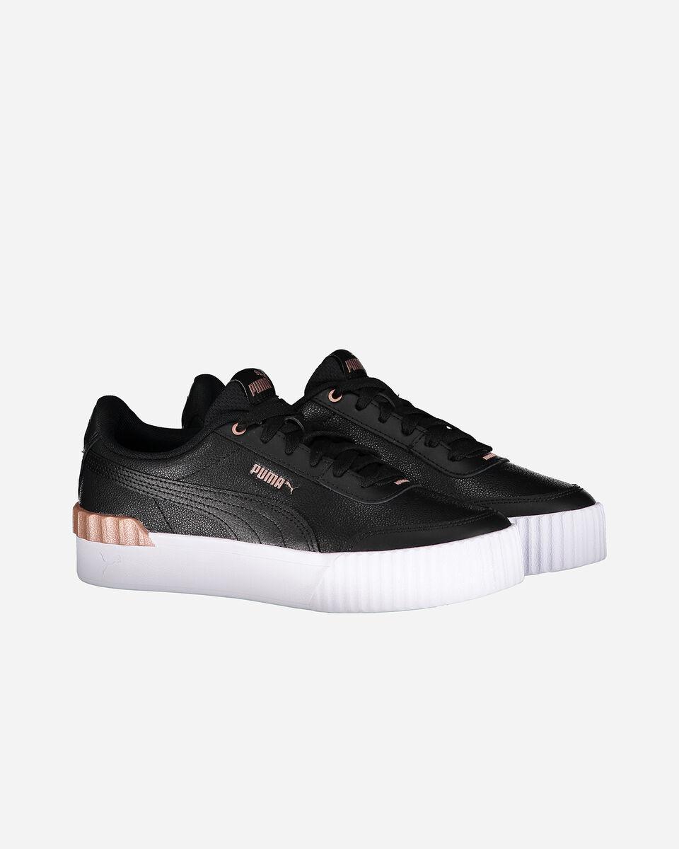 Scarpe sneakers PUMA CARINA LIFT POP METTALIC W S5339477 scatto 1