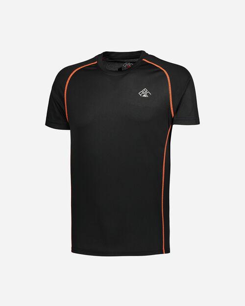 T-Shirt running ABC RUNNING M