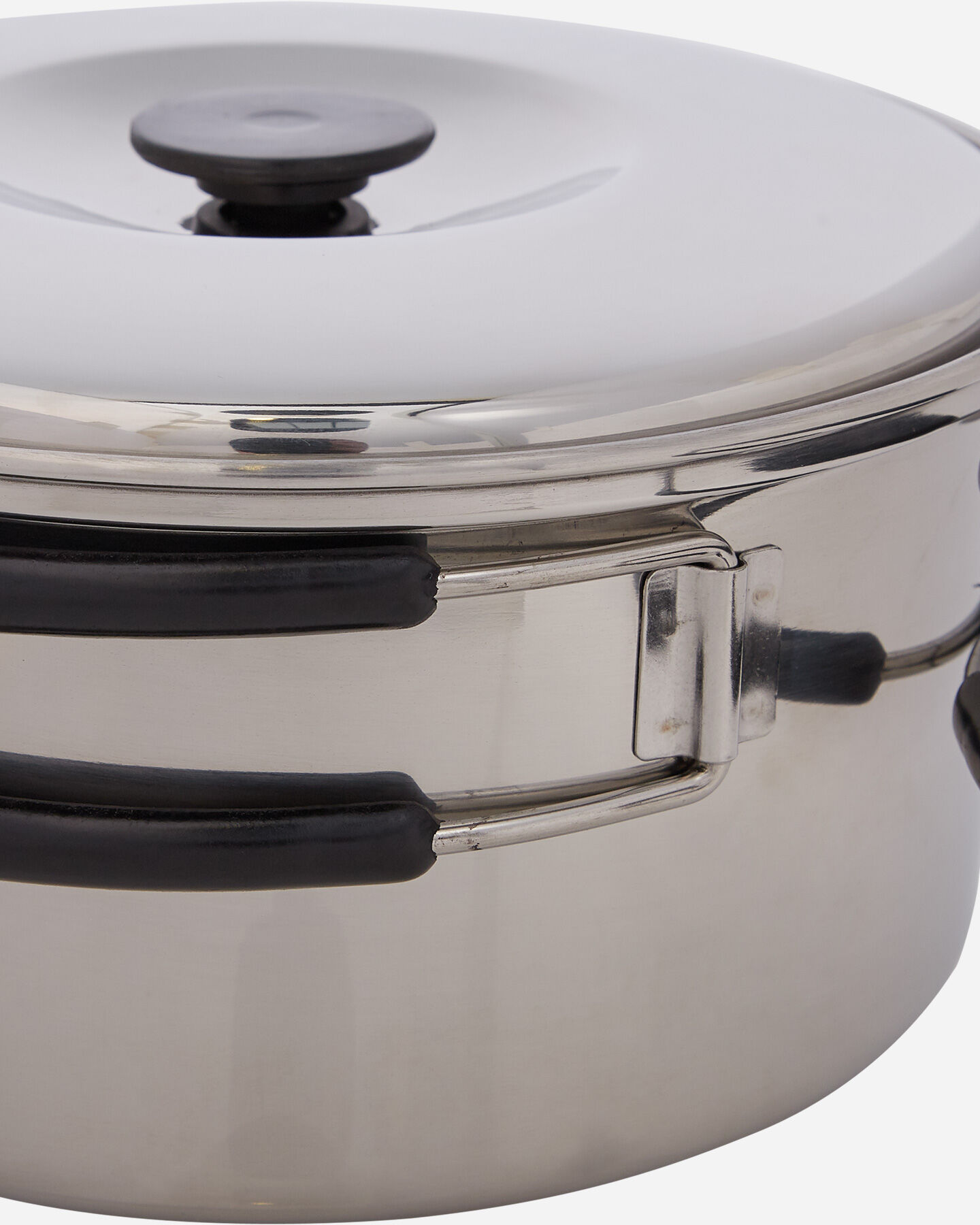 Accessorio camping MCKINLEY COOKING SET STAINLESS STEEL 2P S5190617 900 - scatto 3
