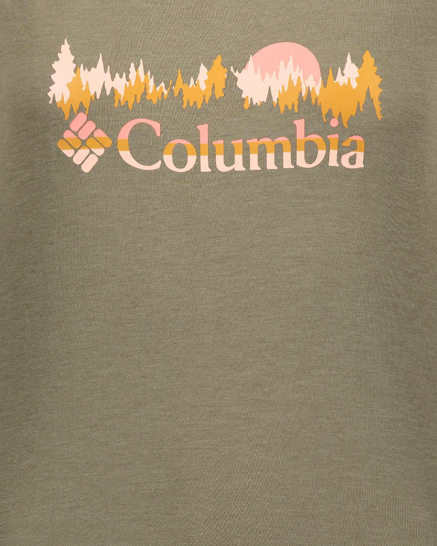 T-Shirt COLUMBIA DAISY GRAPHIC W S5292071 scatto 2