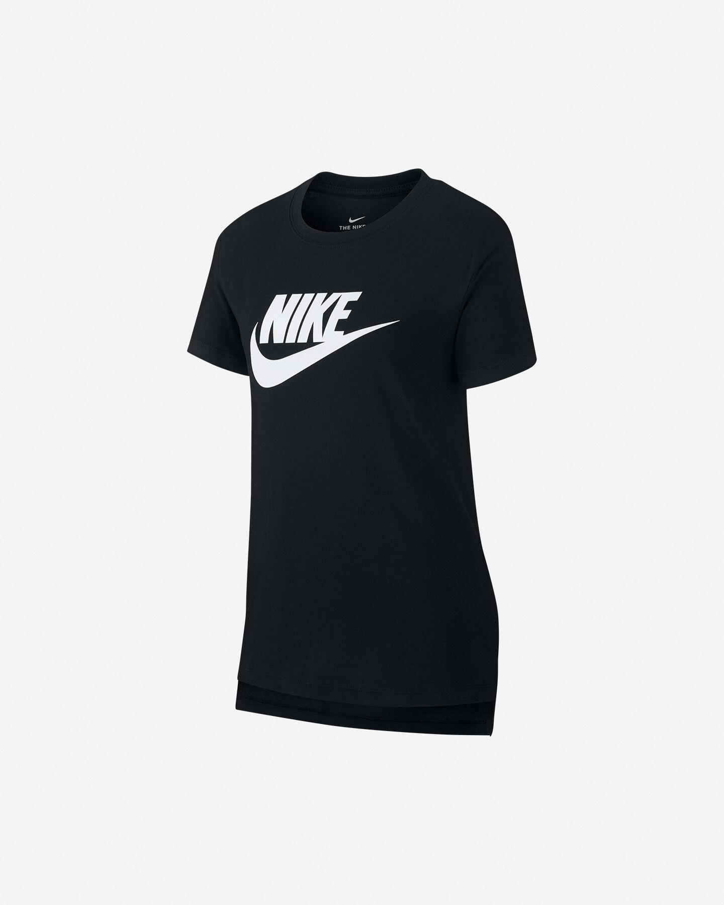 T-Shirt NIKE SWOOSH JR S2023505 scatto 0