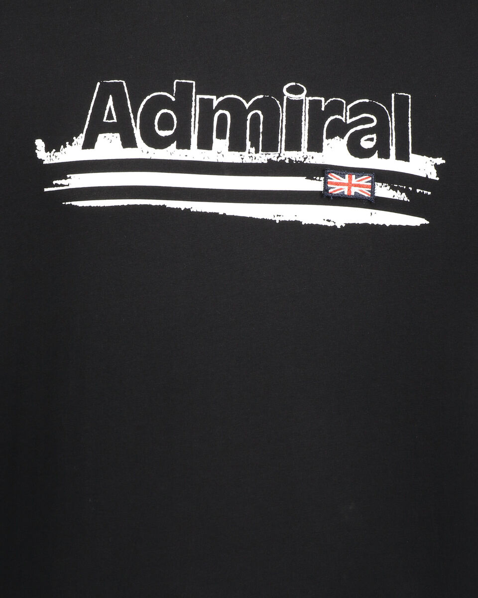 T-Shirt ADMIRAL LOGO M S4086983 scatto 2