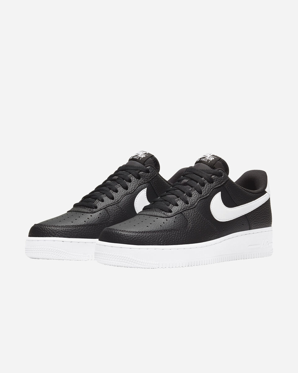 Scarpe sneakers NIKE AIR FORCE 1 '07 M S5270830 scatto 1