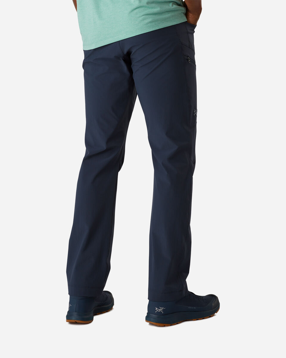 Pantalone outdoor ARC'TERYX LEFROY M S4075199 scatto 2