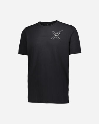 T-Shirt training UNDER ARMOUR WAIT FOR NOBODY M