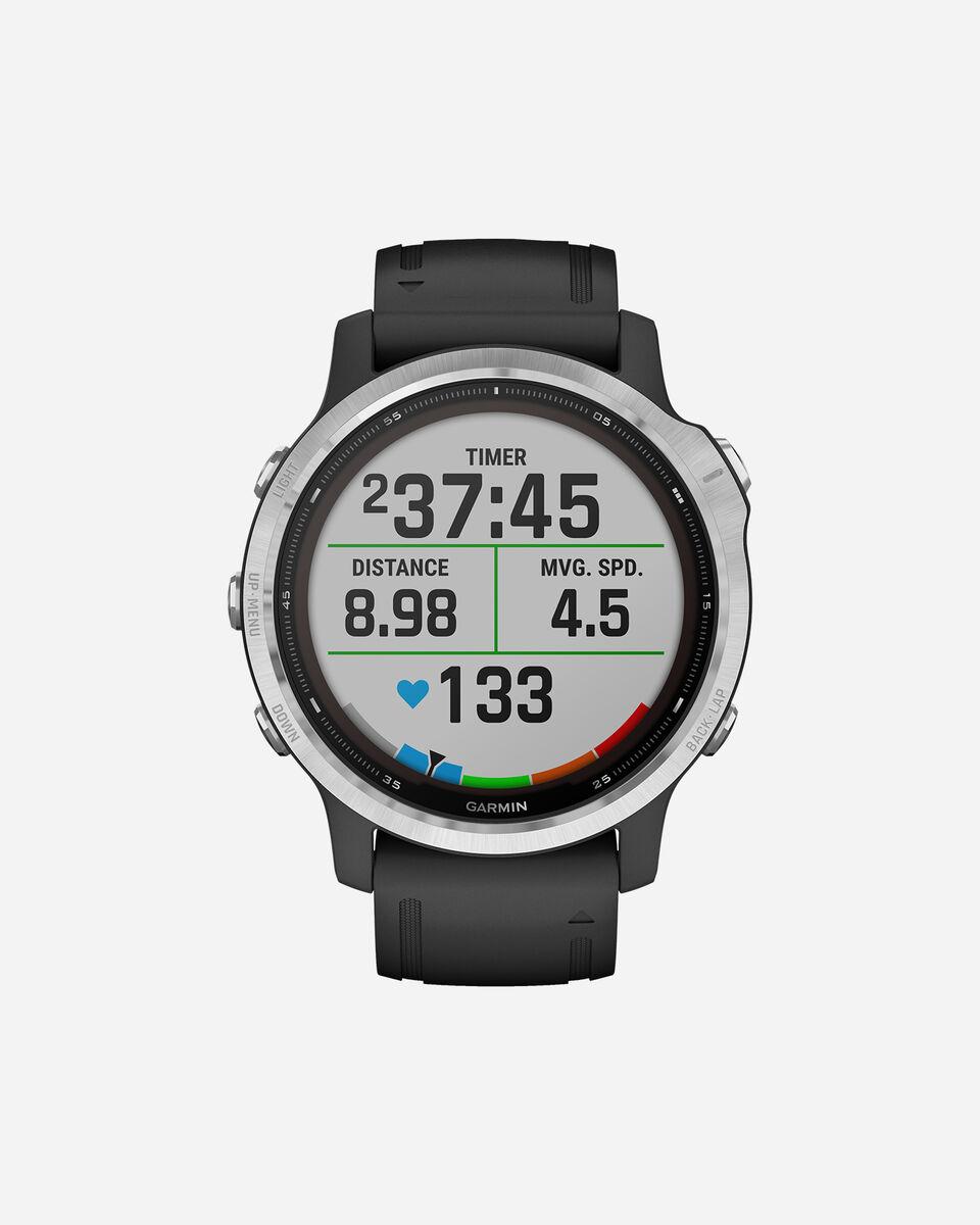 Orologio multifunzione GARMIN FENIX 6S SOLAR W S4086015|00|UNI scatto 0