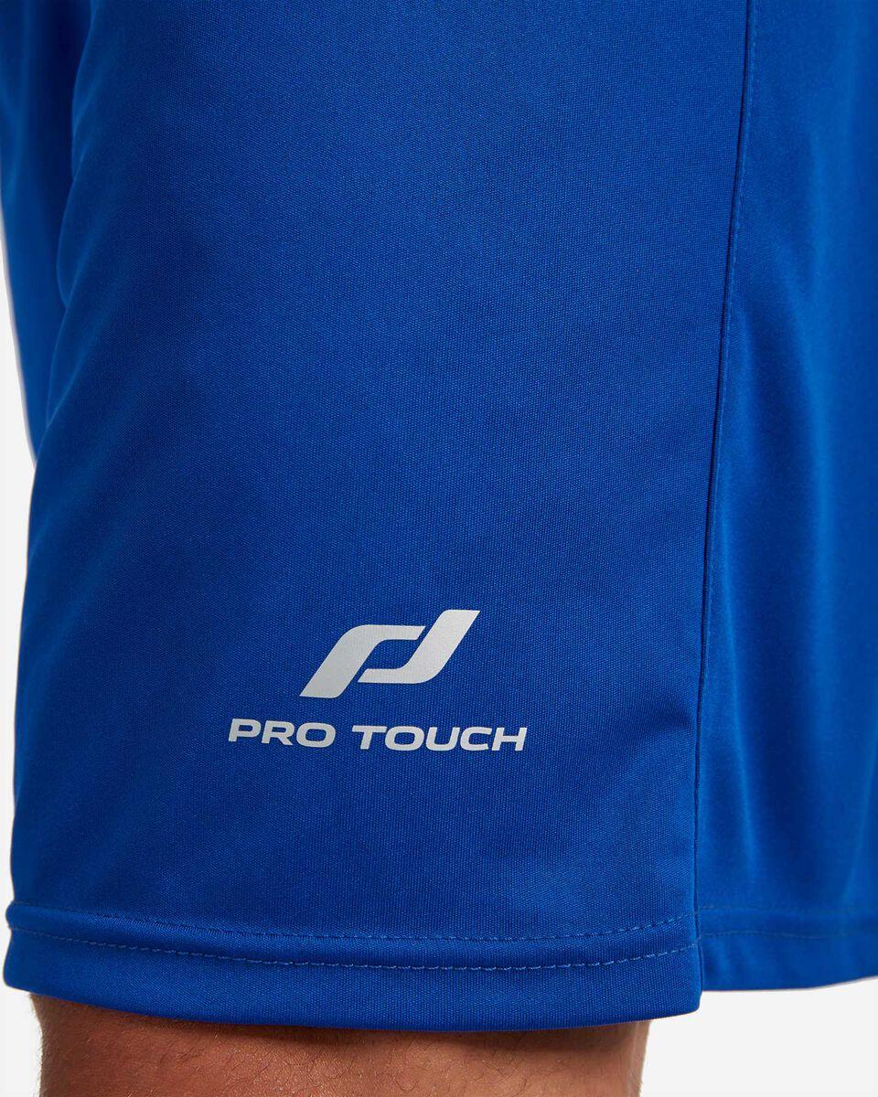 Pantaloncini calcio PRO TOUCH FOOTBALL PRO M S1160934 scatto 3
