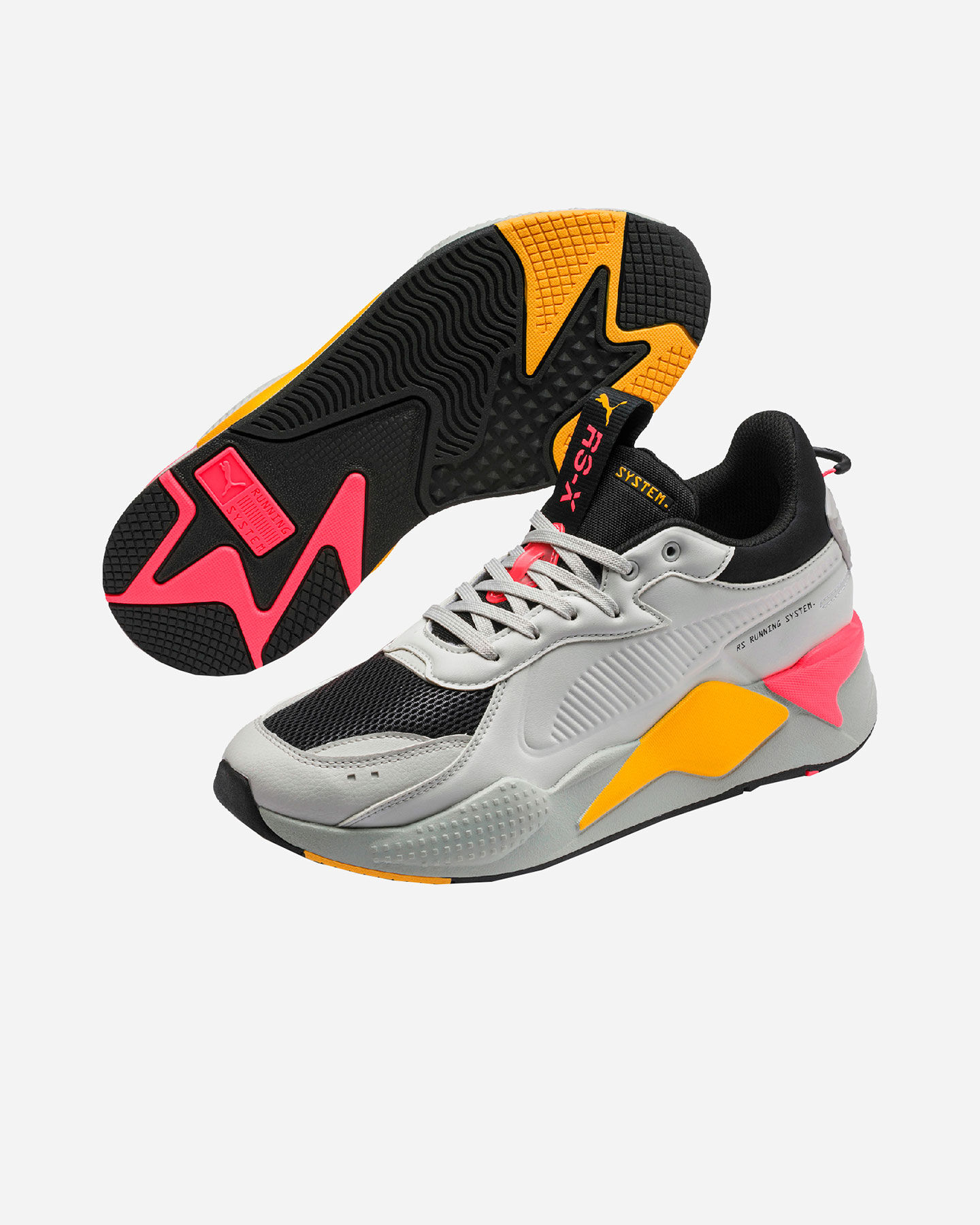 Scarpe sneakers PUMA RS-X MASTER M S5172899 scatto 1