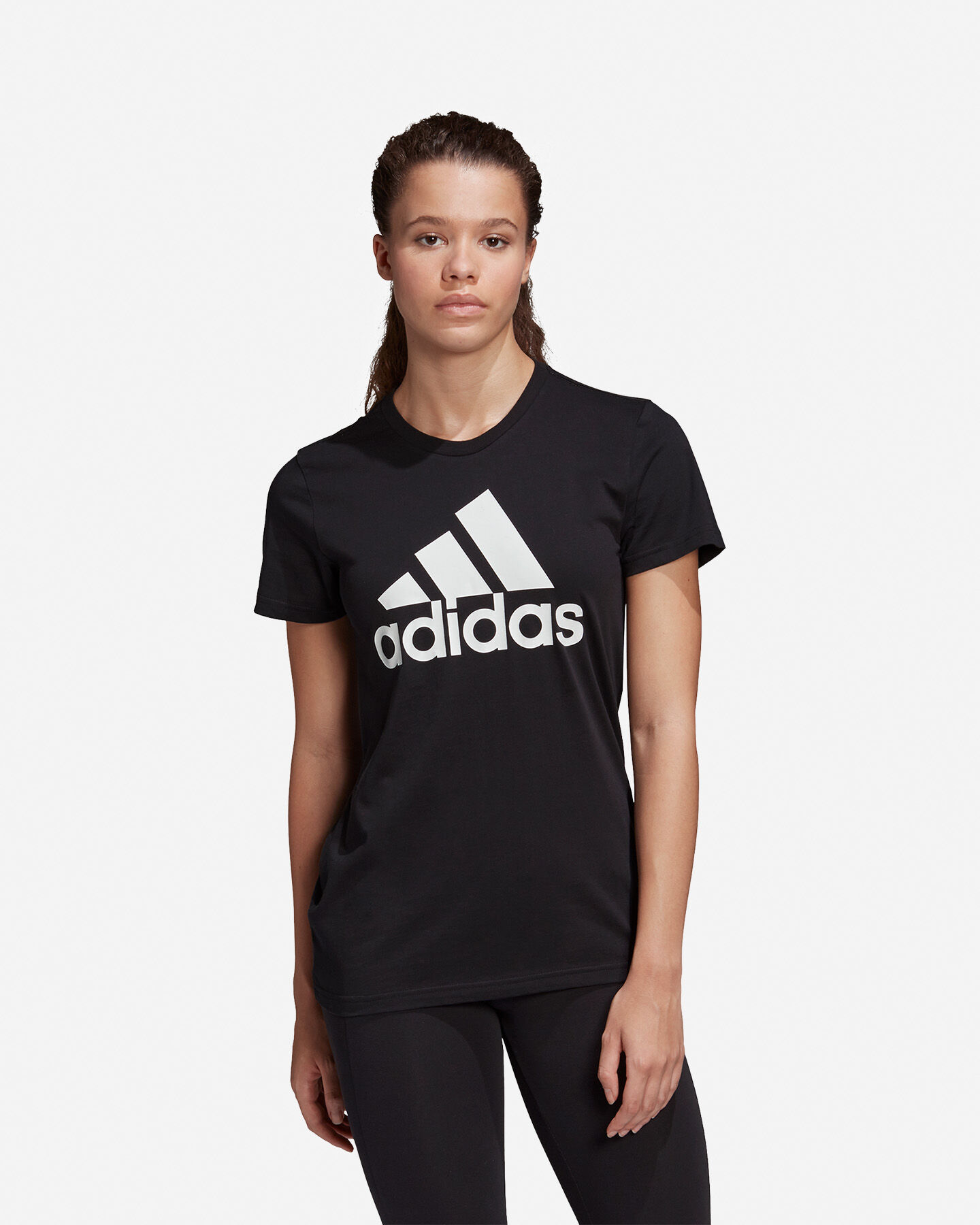 T-Shirt ADIDAS BLOG PERFORMANCE W S5149864 scatto 2