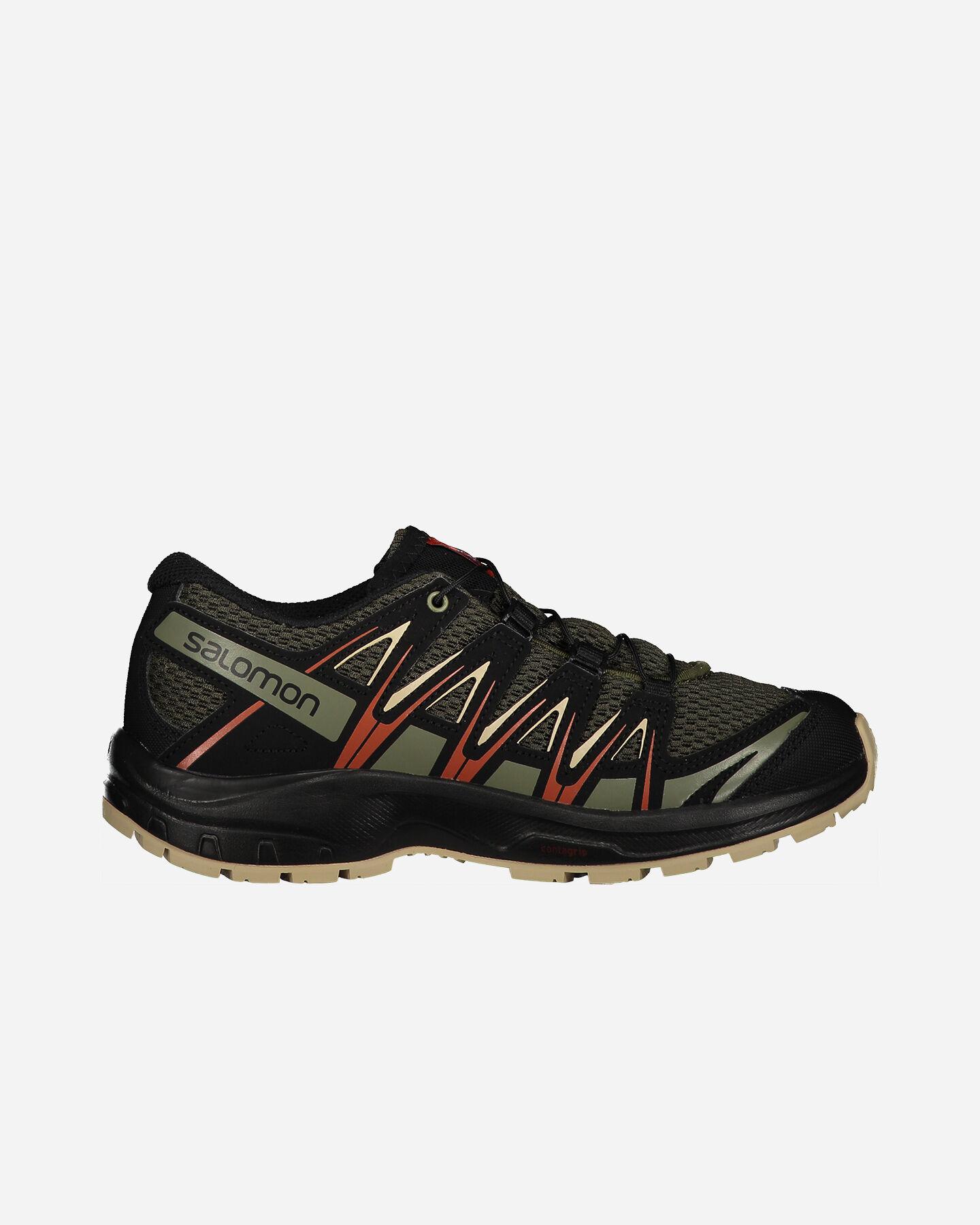 Scarpe trail SALOMON XA PRO 3D JR S5288804 scatto 0