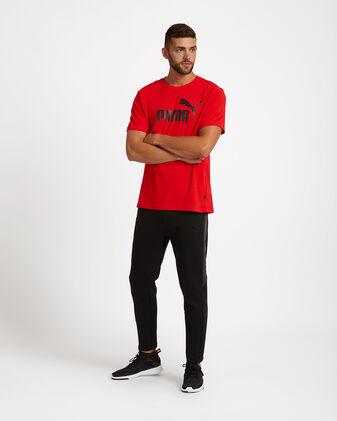 T-Shirt PUMA ESSENTIALS LOGO BASIC TEE M