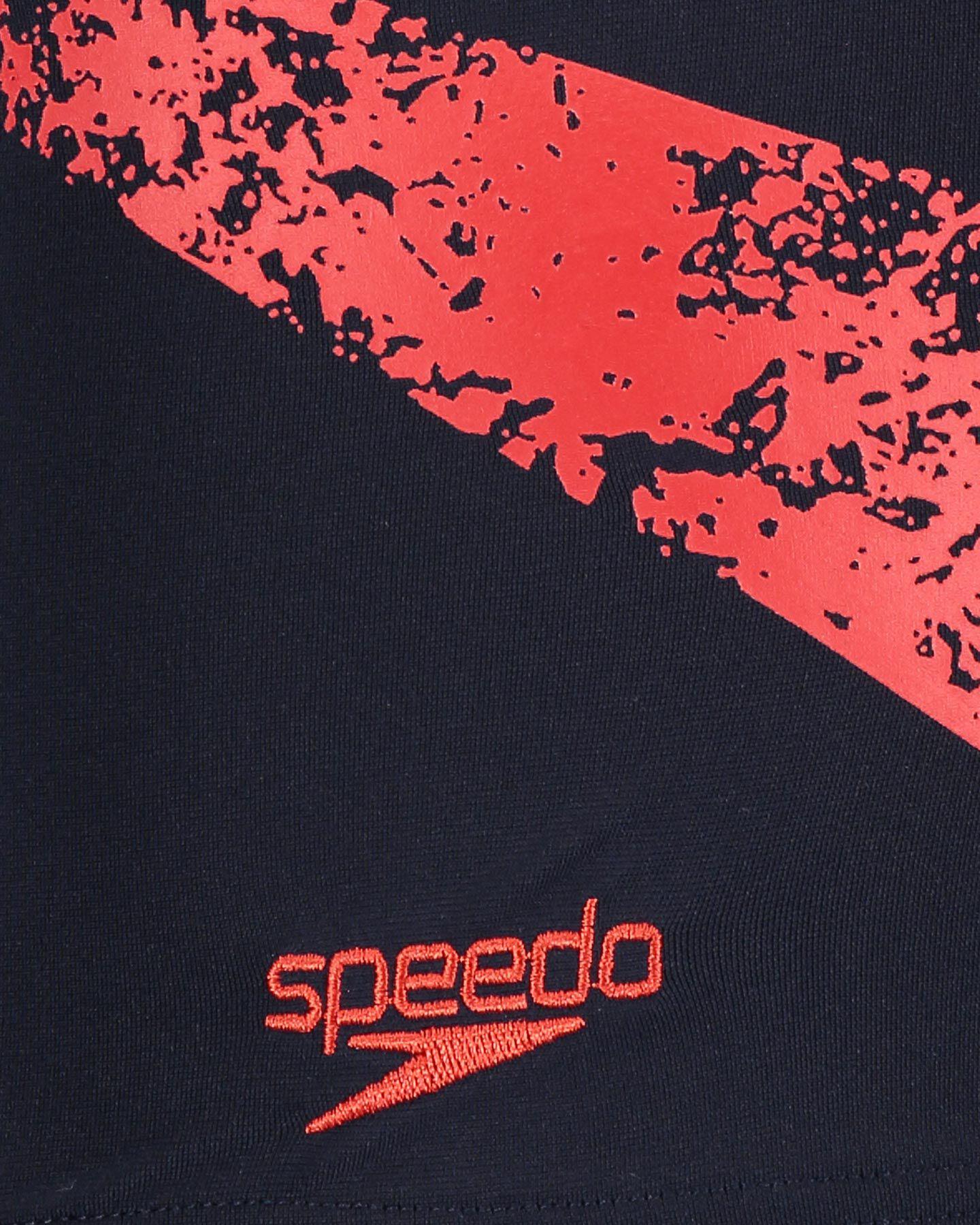 Short piscina SPEEDO BOOMSTAR PLACEMENT M S4077207 scatto 2