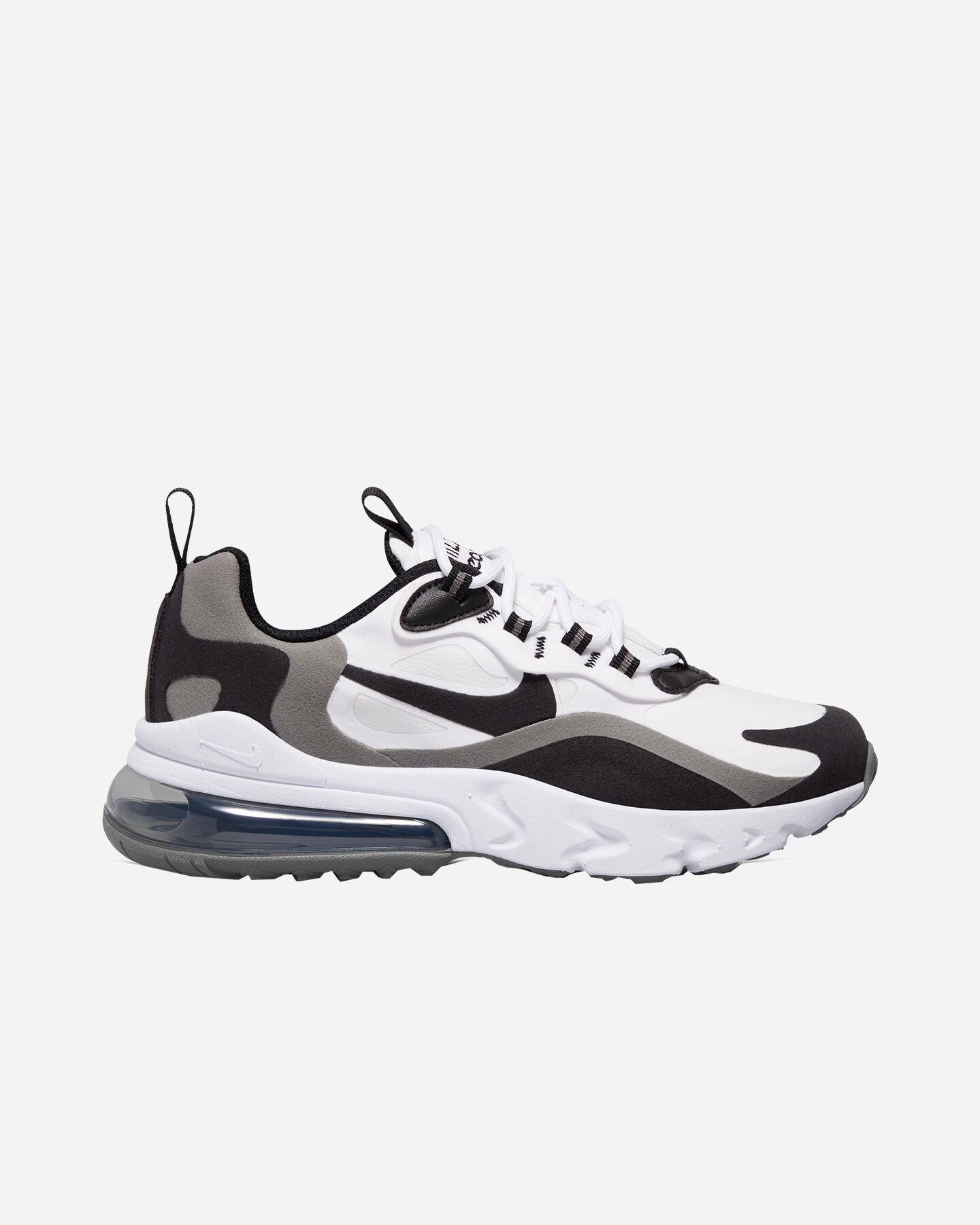 Scarpe sneakers NIKE AIR MAX 270 REACT GS JR S5199233 scatto 0