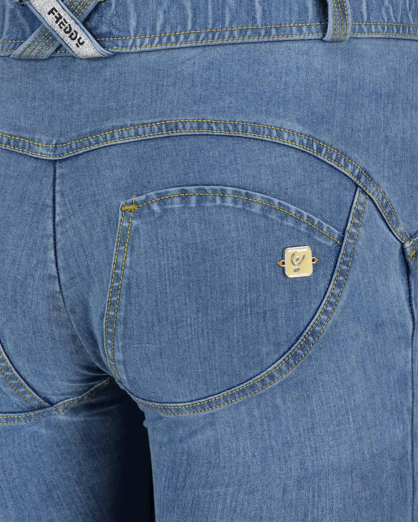 Pantalone FREDDY HIGH WAIST NOW WRUP W S5222778 scatto 4