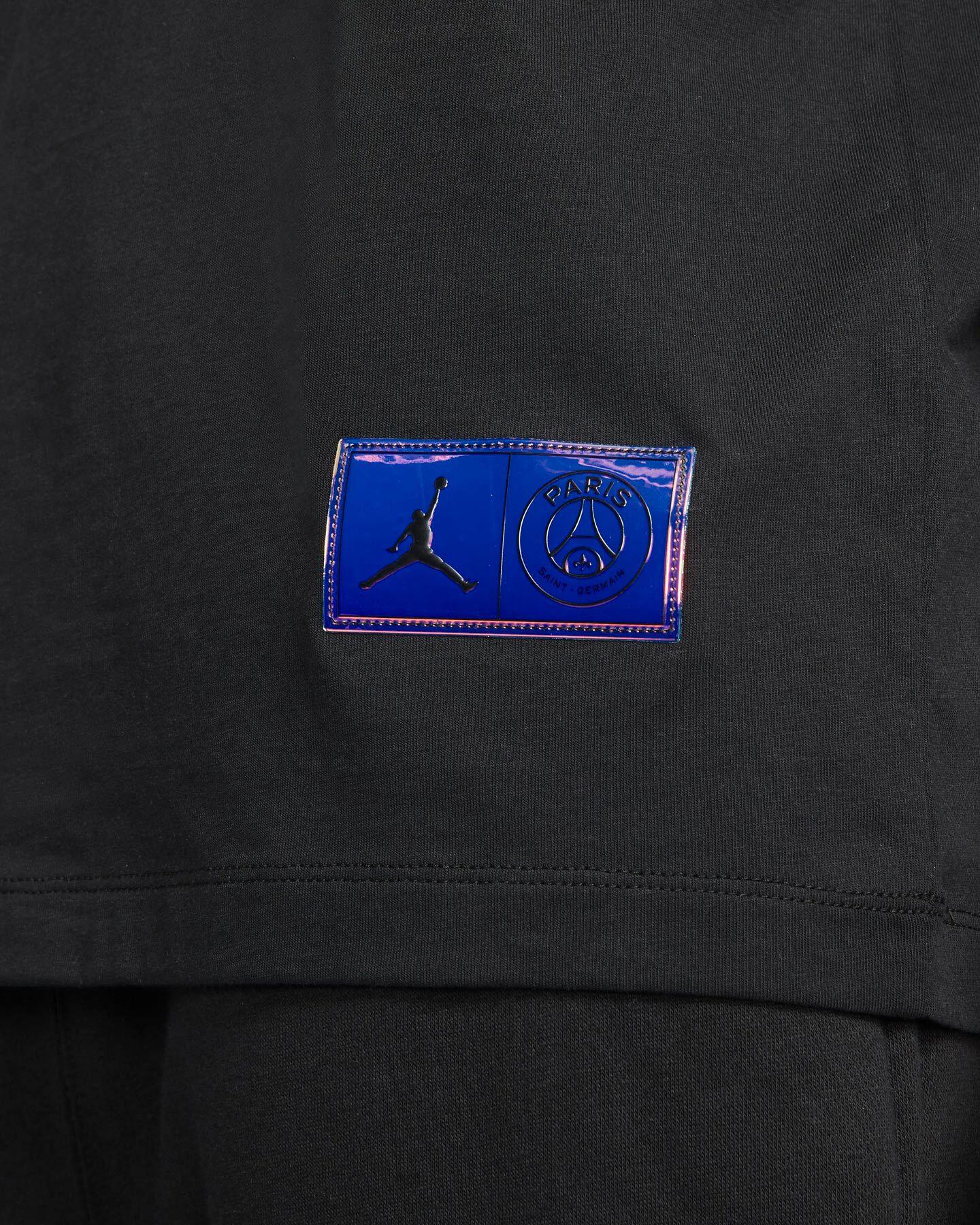 T-Shirt NIKE JORDAN PSG LOGO RETRO M S5267627 scatto 4