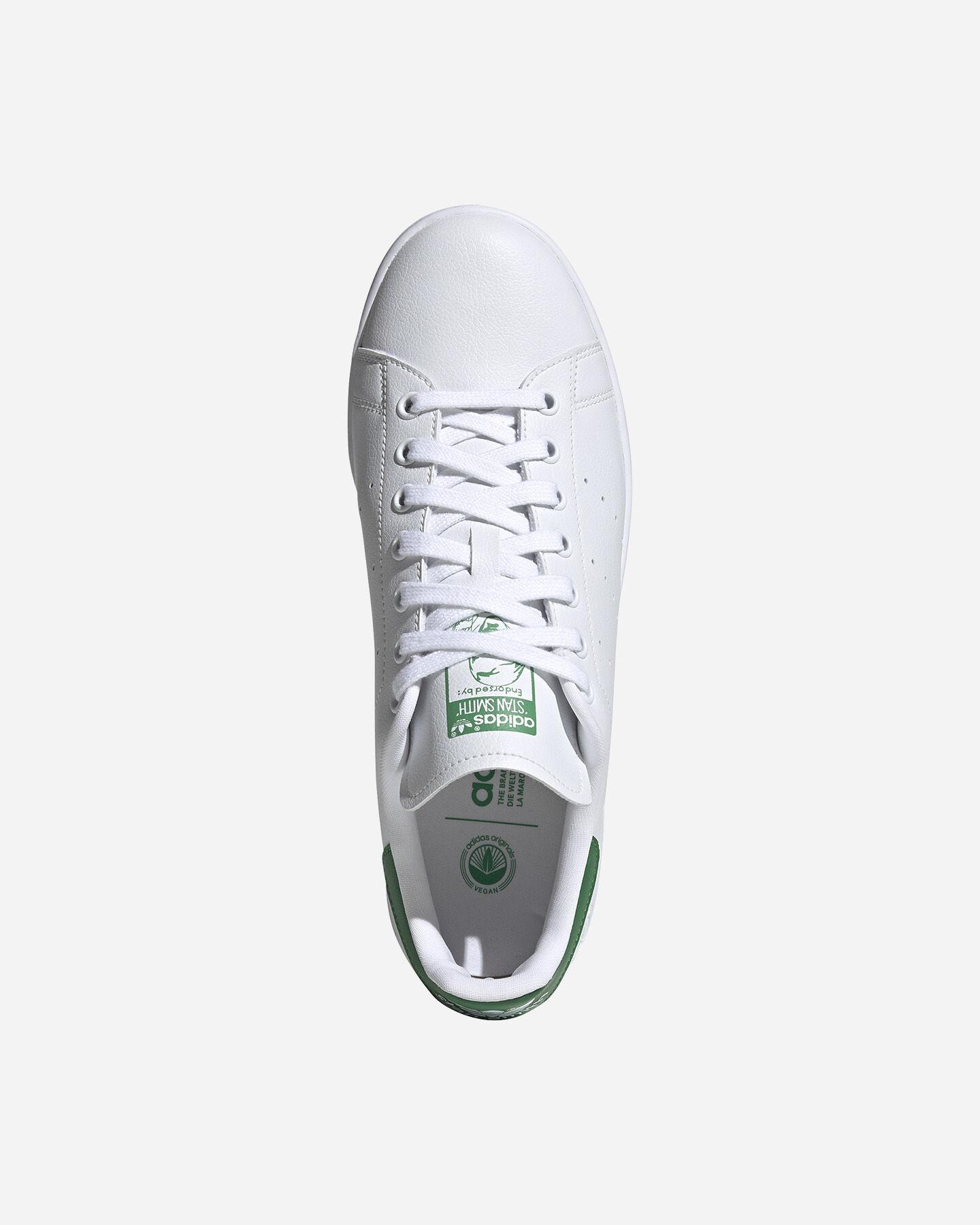 Scarpe sneakers ADIDAS STAN SMITH VEGAN M S5208680 scatto 2
