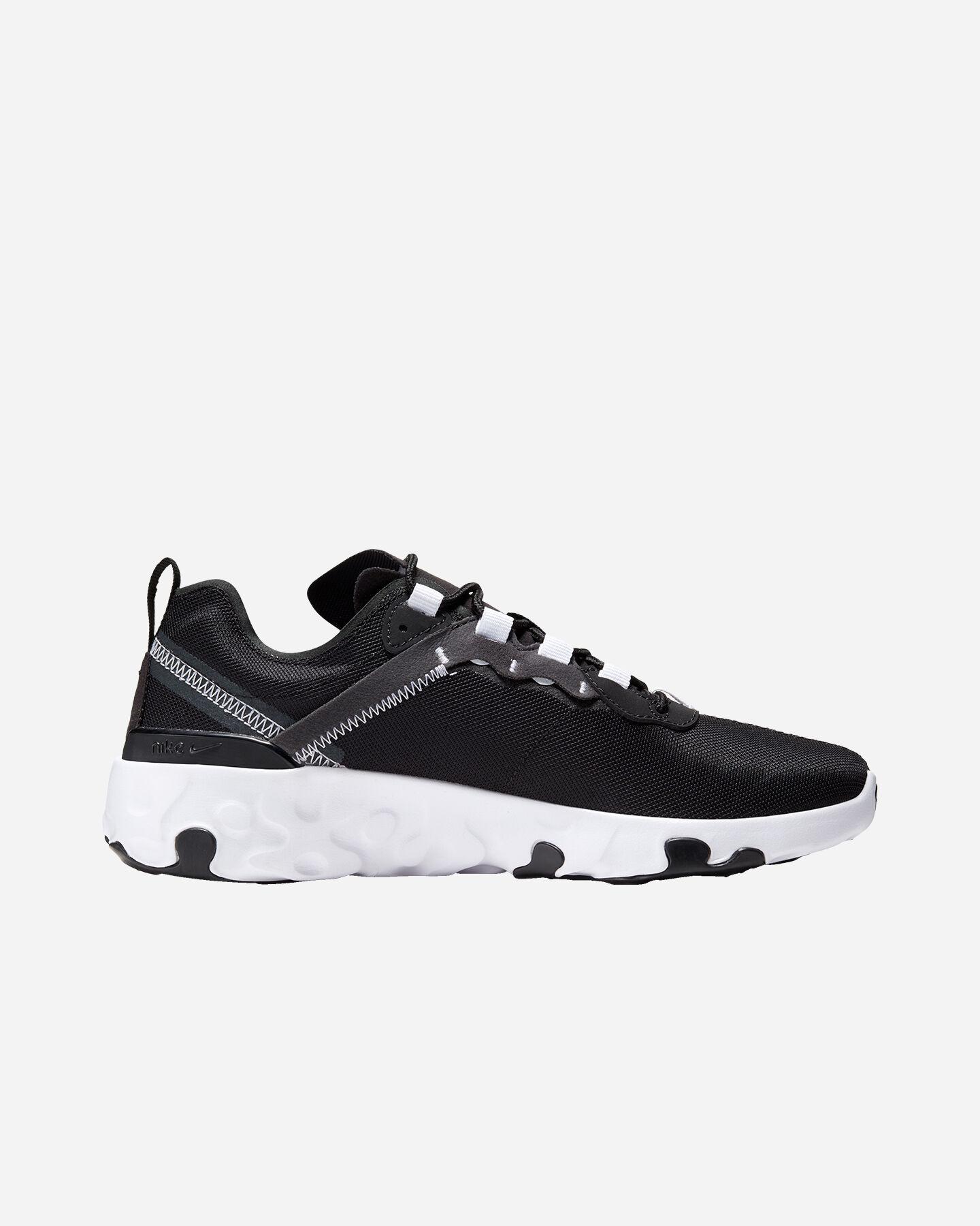 Scarpe sneakers NIKE RENEW ELEMENT 55 JR GS S5162310 scatto 0